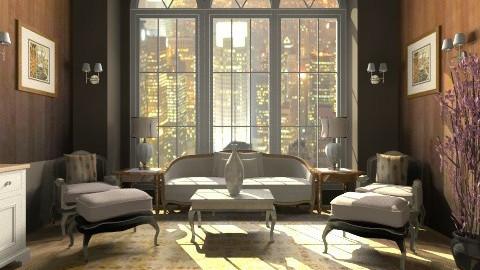 Living room  - Retro - Living room - by steven0