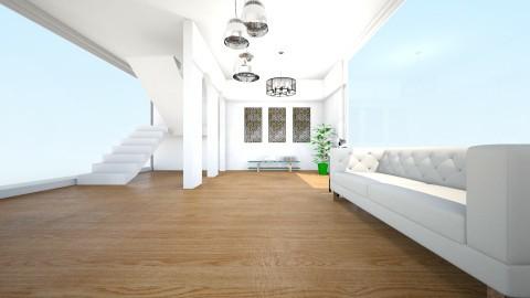 ijaaa - Living room - by nndpita