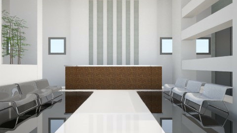 City Hall  - Modern - Office - by facundo