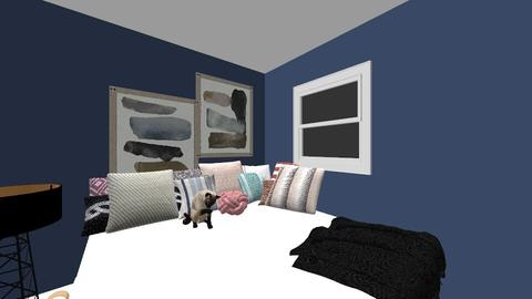 loftttttt - Bedroom - by georgiarafferty14