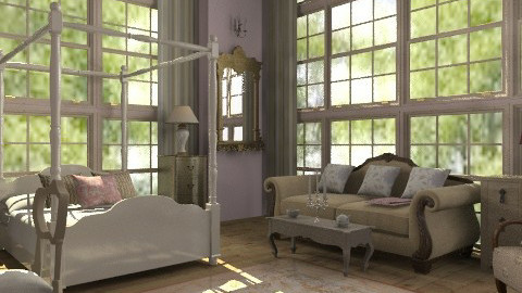 neve - Classic - Bedroom - by trees designs