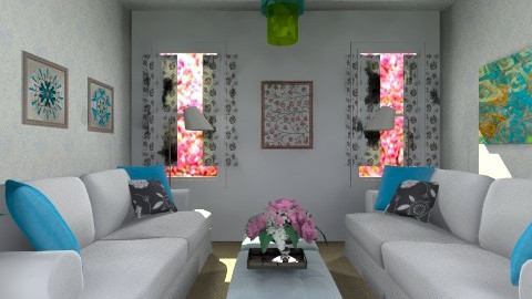 living room - Country - Living room - by Patricia Mari Rosario