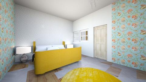 rashid - Modern - Bedroom - by rashidalnaimi