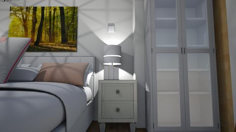 mi  dormitorio2 - Bedroom - by majozan