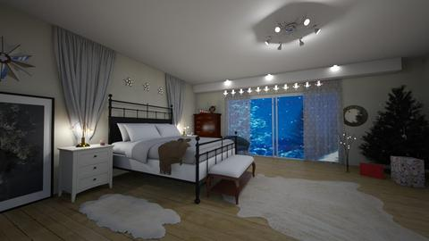 starsss - Bedroom - by caponeA