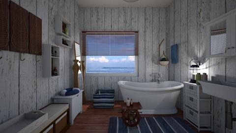 nautical12 - Bathroom - by catcarla