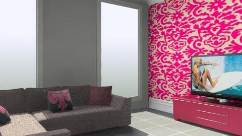 lounge - Modern - Living room - by AmyMcGrane