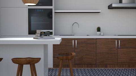 clean as a kitchen - Kitchen - by decor_44