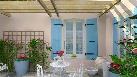 Porch - Garden - by Giuiulai