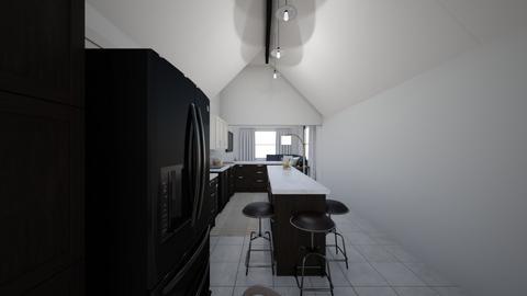 Nakia Kitchen 2 - Kitchen - by fwmadebycarli