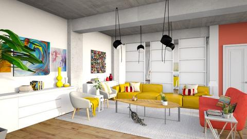 Playful - Living room - by seth96