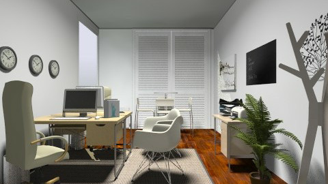 Office space - Office - by DoraL