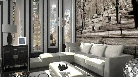 Lorenzo3 - Modern - Dining room - by milyca8