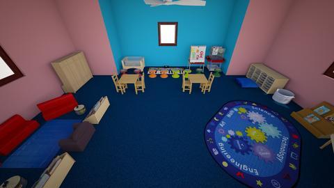Preschool ClassRoom  - Kids room - by TGYAPNHWMQNDGBCALJNYDVVGULGGBHQ