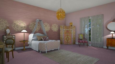 Bedroom - by KarmaKitten
