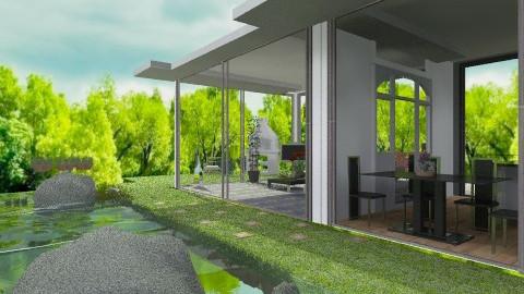 GH2 inpired - Modern - Garden - by juliacavallaro