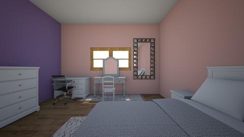 Aarushi - Bedroom - by rueshi25