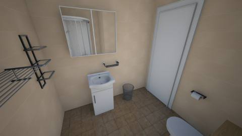 Studio1 Bath side2 - Bathroom - by mzprincess