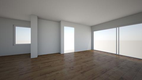 Yossi ben zaken livingroo - Living room - by erlichroni
