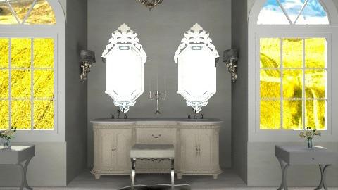 Elegant Vanity - Classic - Bathroom - by Baustin