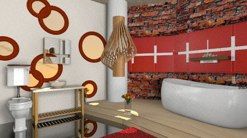bathroom2 - Vintage - Bathroom - by Designerloft