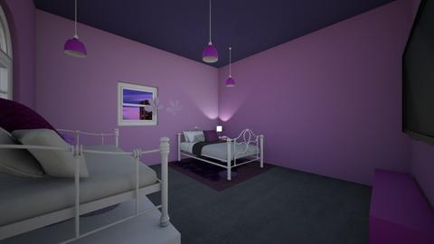 cute - Kids room - by LEGINDRYK