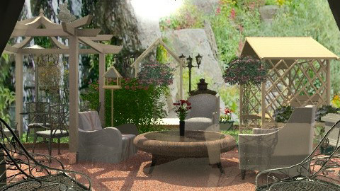 Rose life - Classic - Bedroom - by Your well wisher
