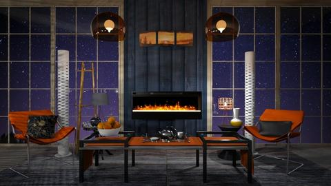 Blorange - Eclectic - Living room - by Lifandus