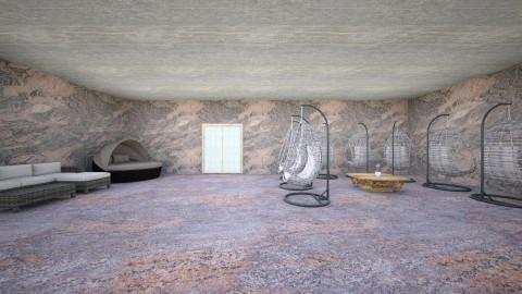 Lenigh - Retro - Garden - by Rosella Williams Neilson