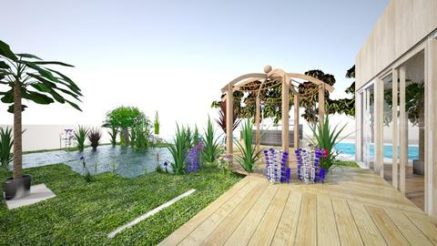 pov 31 - Modern - Garden - by Waykeeup