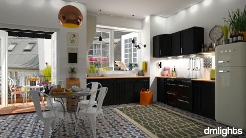 Montmartre - Kitchen - by DMLights-user-997247