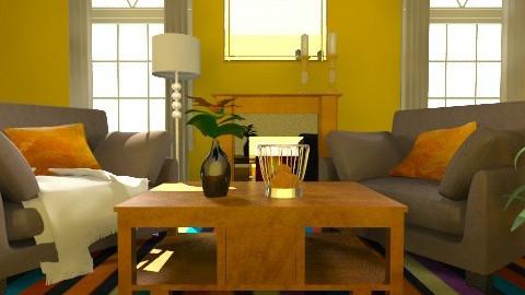 family room - Rustic - by dancergirl1243