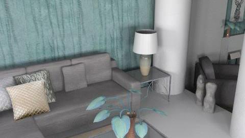 Contemporary lounge - Modern - Living room - by Georgina Escobedo