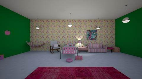 Annabelles Room - Kids room - by Little Miss Designer 198