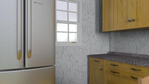 stylish - Vintage - Kitchen - by elcey666