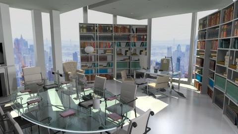 jgsj - Modern - Office - by lamzoi