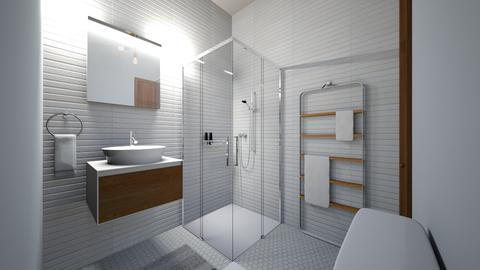 bathroom - Modern - Bathroom - by Vasile Bianca Rozalia