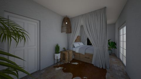 La Cigonya  - Bedroom - by Lisett