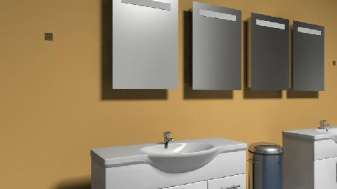 baño - Living room - by cmlara25