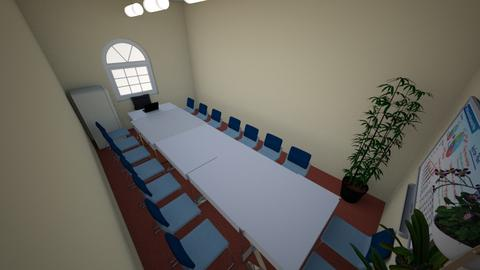 phonghoc_ lamviec - Office - by daicadoibung