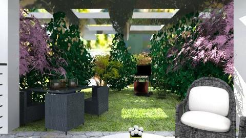 jardin - Classic - Garden - by violeta1987