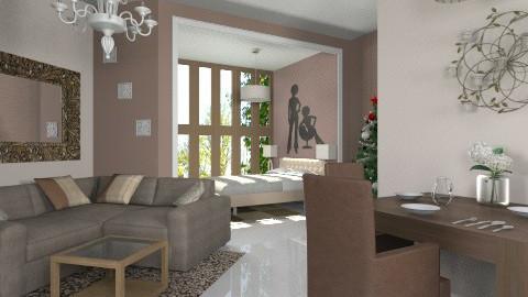 Small Home_Sweet_Home - Modern - by Kavish