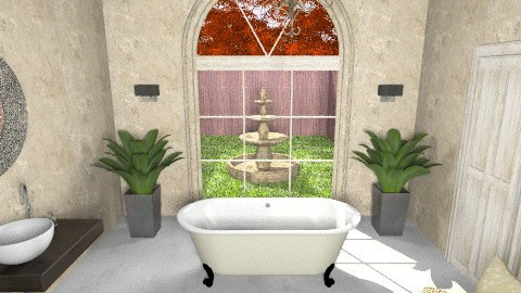 bathroom - Bathroom - by awiley