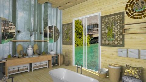 Bathroom Pic 2 - Minimal - Bathroom - by annasashan610