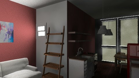 Rattray View 1 - Vintage - Kitchen - by throwingsnow