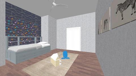 kids bed room - Kids room - by 00073565