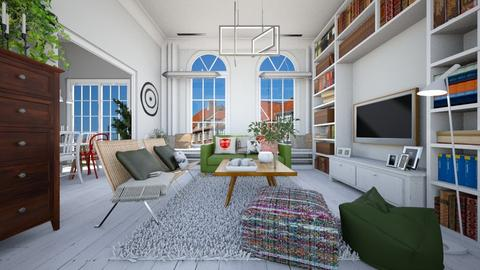 Copenhagen Reeload - Eclectic - Living room - by ovchicha