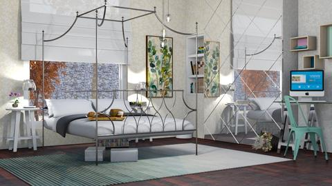Bedroom List - Eclectic - Bedroom - by Annathea