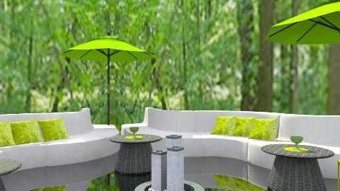 outdoors - Modern - Garden - by trees designs