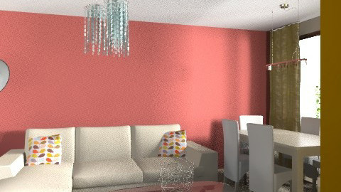 tach60 - Eclectic - Living room - by Delly